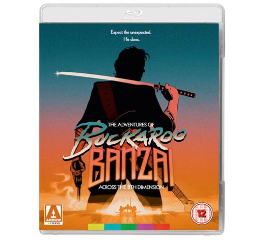 The Adventures of Buckaroo Banzai Across the 8th Dimension – Blu-ray [Review]