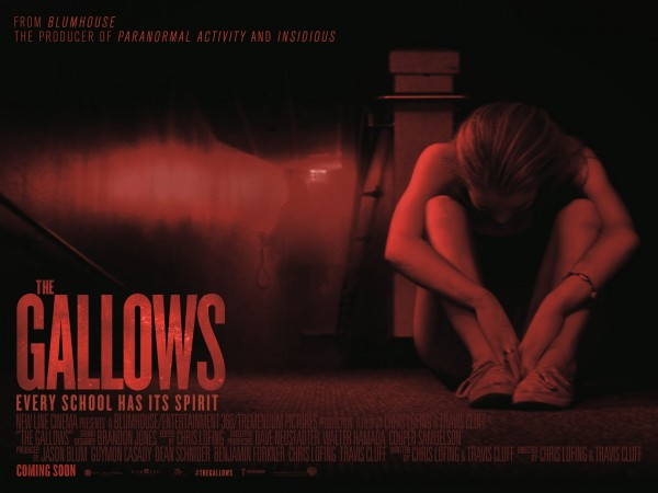 The Gallows Official Artwork