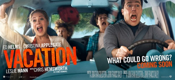 Vacation Car poster