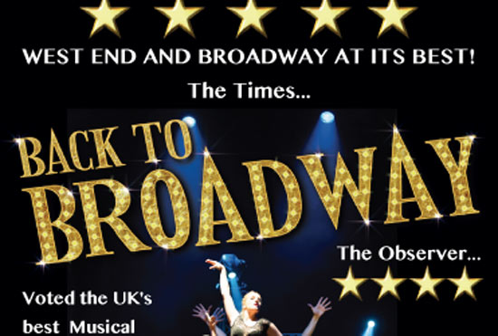 Back To Broadway at The Rhyl Pavilion
