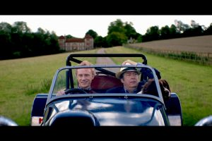 First Look at Stephen Fry's The Hippopotamus