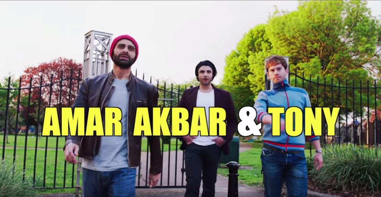 Amar Akbar Tony Title
