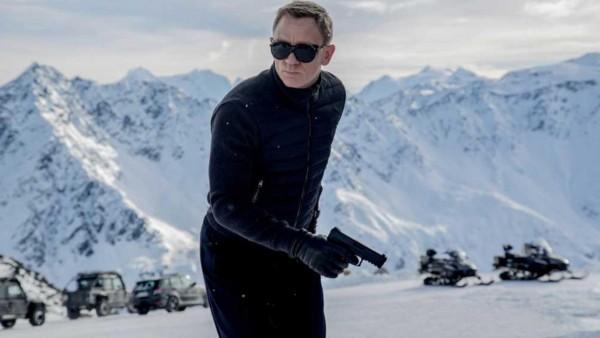 SPECTRE 007 Daniel Craig
