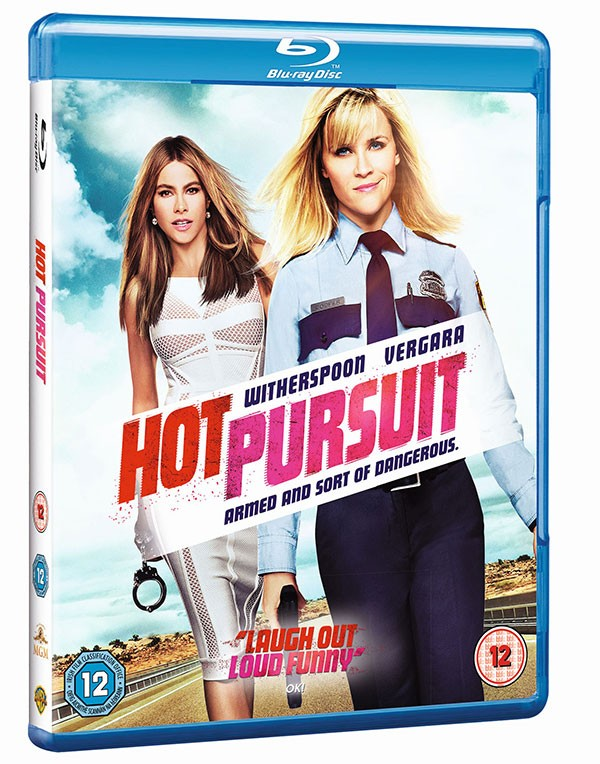 Hot Pursuit Blu-ray - Pack Shot