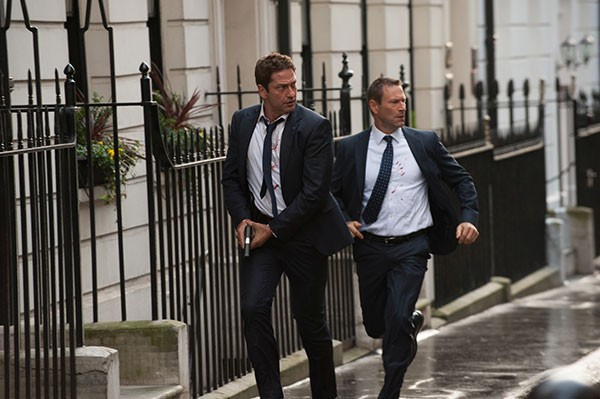 London Has Fallen Still