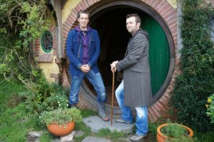 Royd Tolkien Starts There's a Hole in my Bucket on Kickstarter