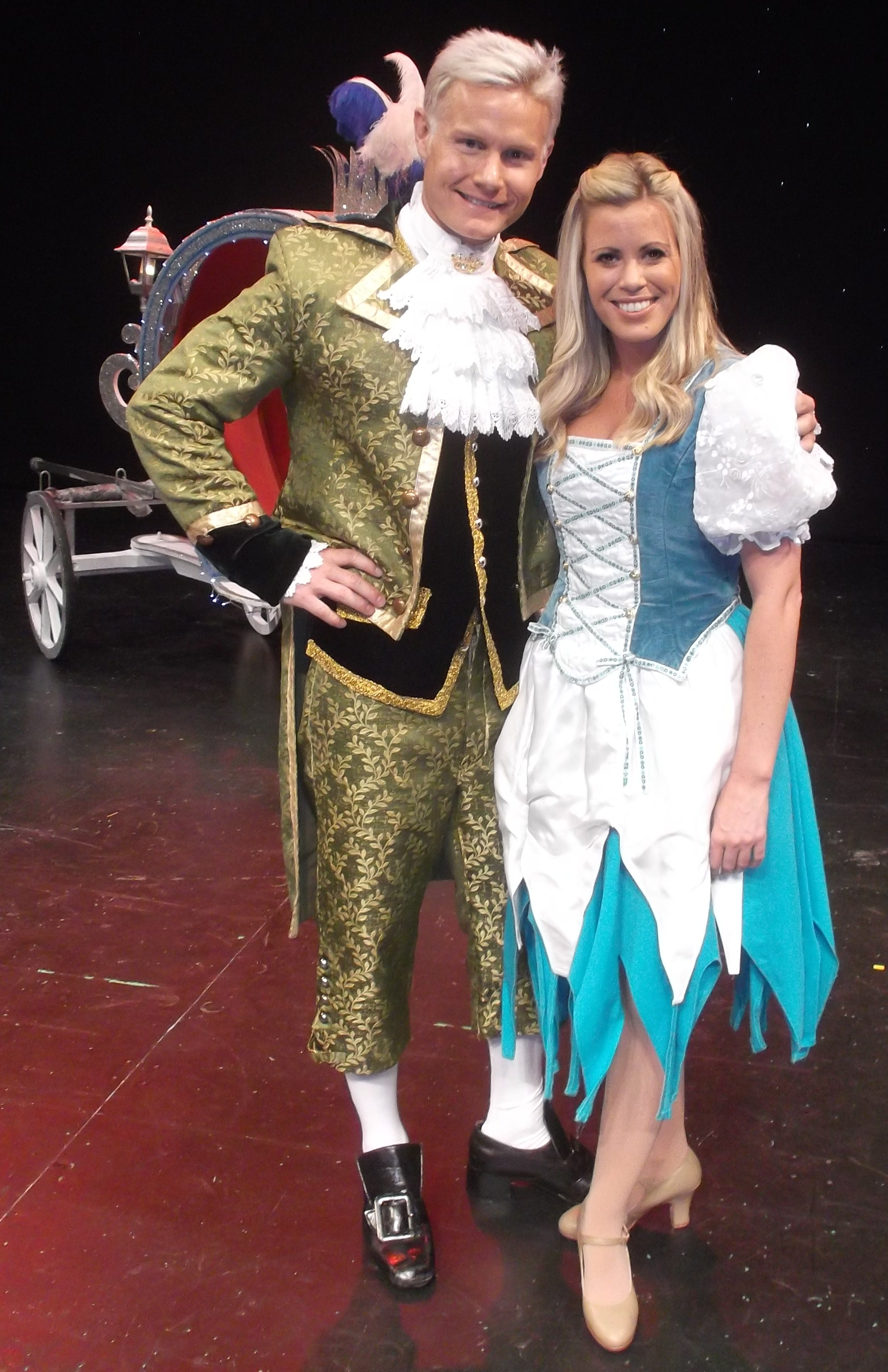 Cinderella It's Pantomime Season at the Rhyl Pavilion