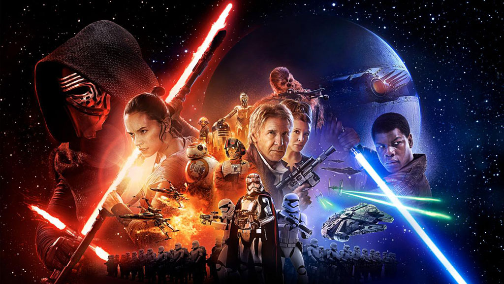 Star Wars The Force Awakens - 3D Review