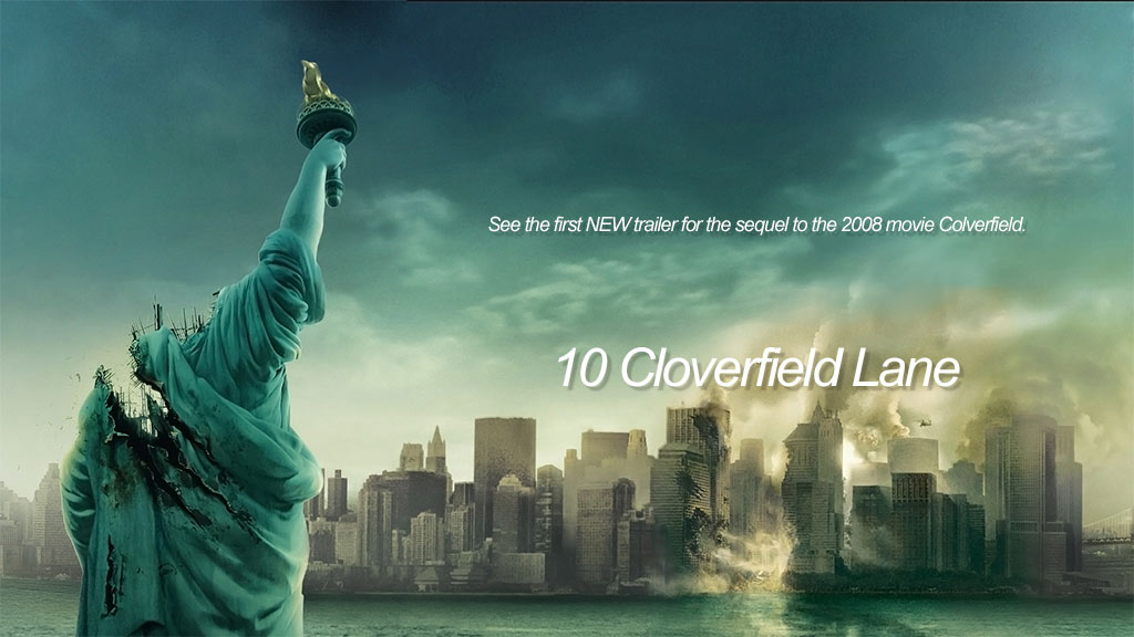 10 Cloverfield Lane – First Surprising Trailer from Paramount