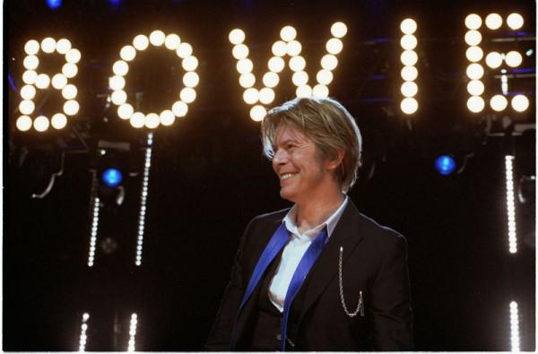 David Bowie photo by Adam Bielawski