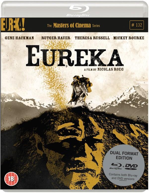 Eureka DVD Blu-ray