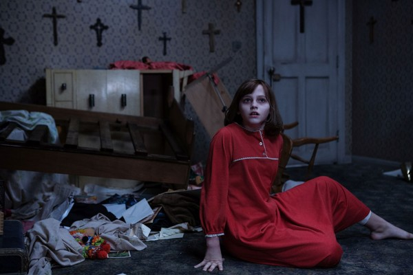Janet from The Conjuring 2 - Image Courtesy Warner Bros UK