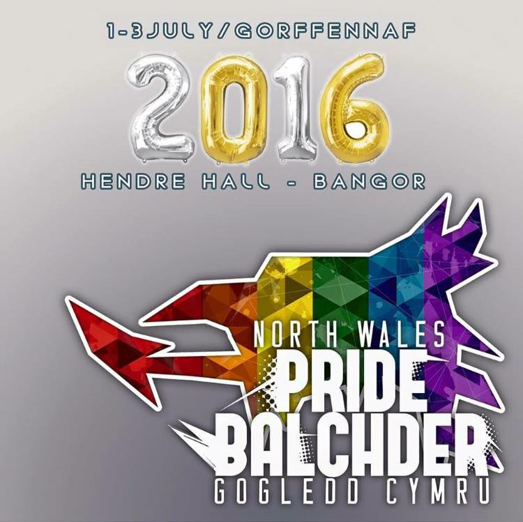 North Wales Pride 2016 Dates Announced