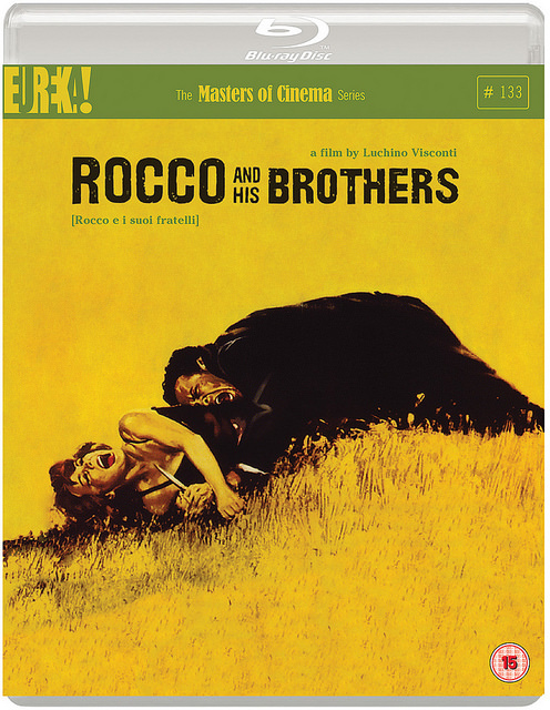 Rocco and his Brothers Blu-ray