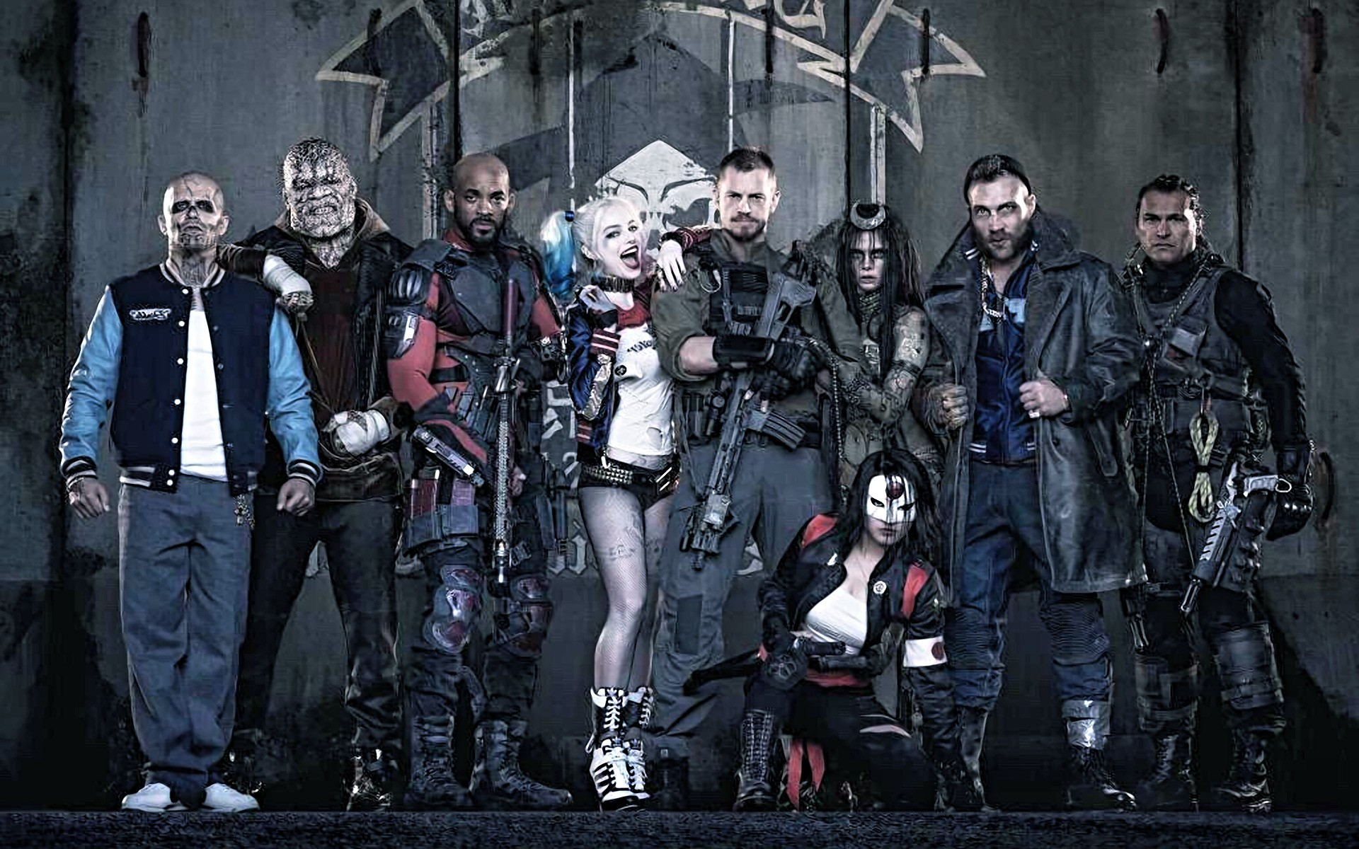 Suicide Squad 3D – As Crazy As Harley and The Joker