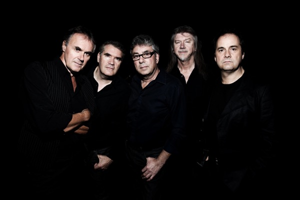 10cc are on their way to Rhyl, North Wales