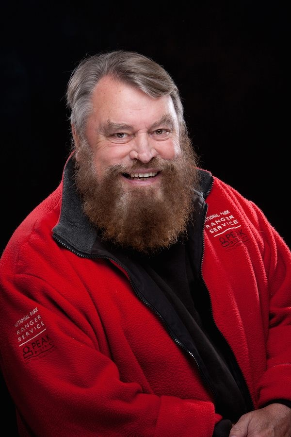 Brian Blessed SFW 7 Guest