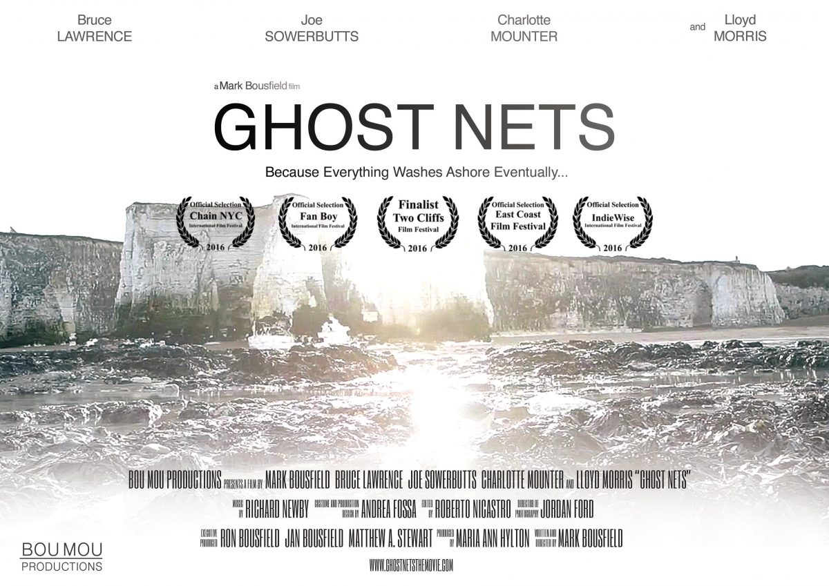 Ghost Nets a Thrilling Tale of Mystery