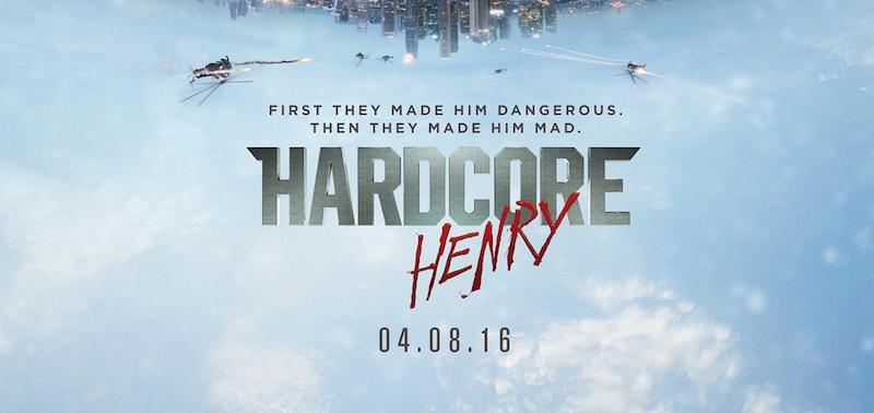 Hardcore Henry – First Look Trailer