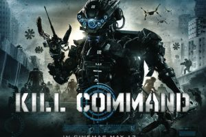 Kill Command Official Trailer and Poster