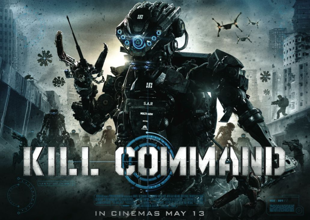 KILL COMMAND_UK QUAD
