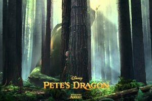 Pete's Dragon Reboot – First Teaser Trailer