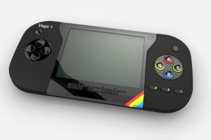 Sir Clive Sinclair Launches New Hand-Held Games Console!