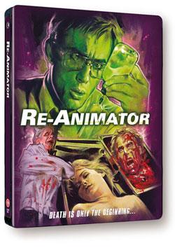 Re-Animator Blu-Ray 2-disc set