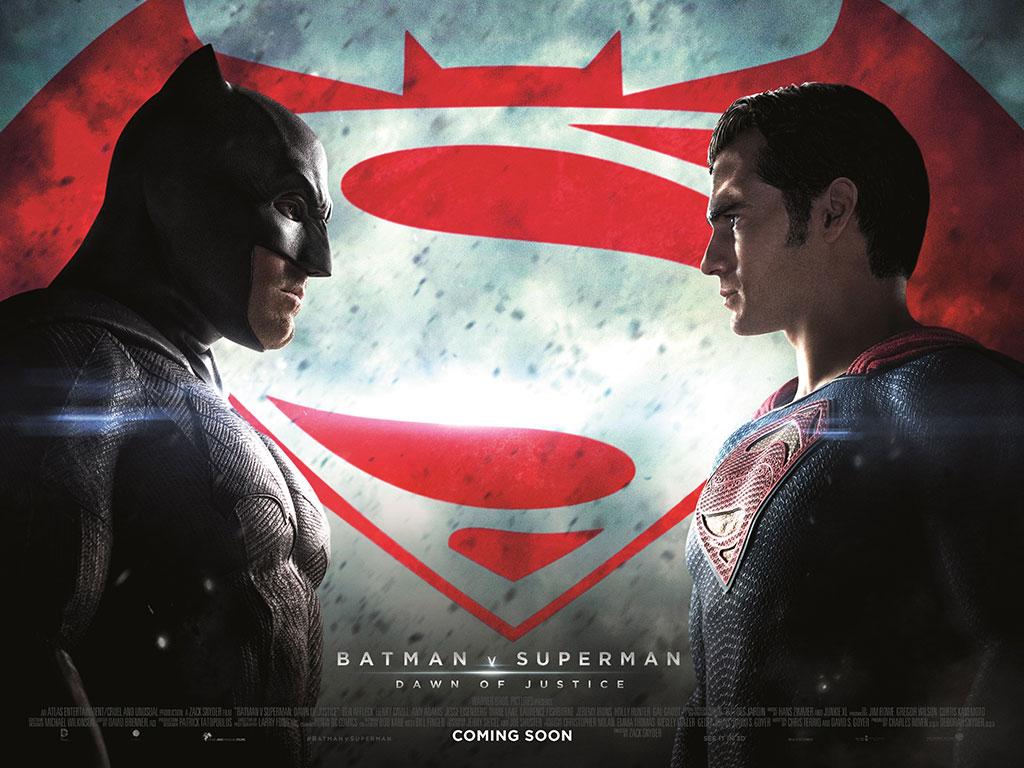 Batman V Superman Offical Artwork