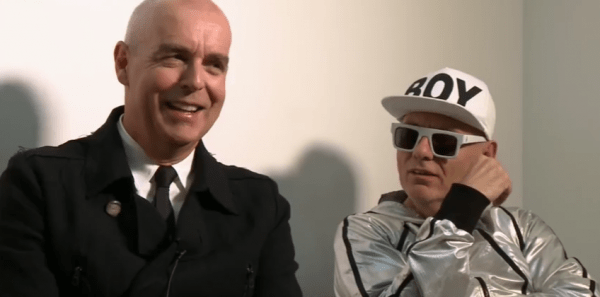 Pet Shop Boys (Attribution: The Sound Stage)