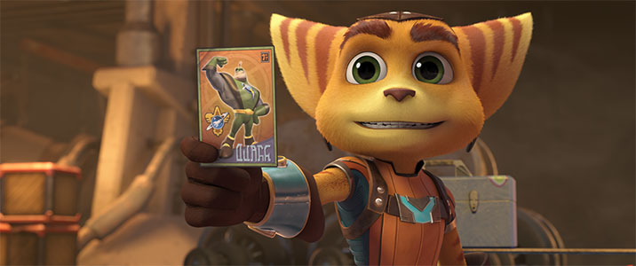 RATCHET & CLANK Are Coming to a Big Screen Near You