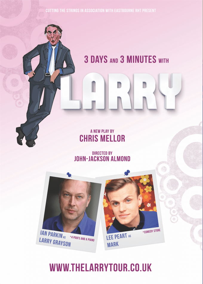 3 Days and 3 Minutes with Larry