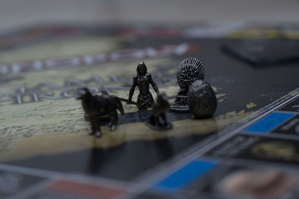 Game of Thrones Monopoly Tokens