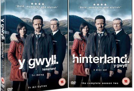 Hinterland (Y Gwyll) Series 2 – DVD Review