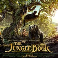 Jungle Book Movie Poster 2016