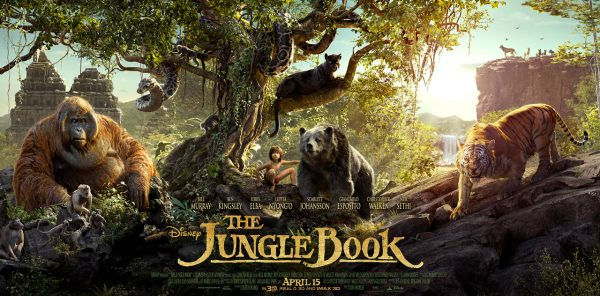 Jungle Book Movie Poster 2016