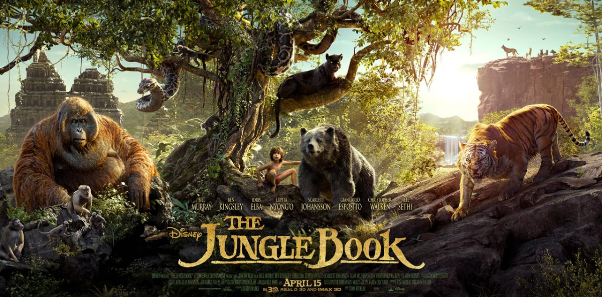 Jungle Book Re-Imagined and Brought to Life