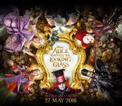 Alice Through the Looking Glass (2016) – Review