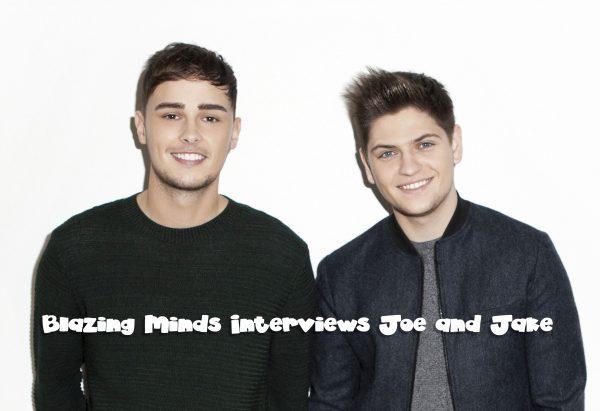 Blazing Minds interviews Joe and Jake