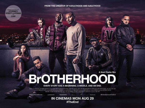BrOTHERHOOD First Look Poster