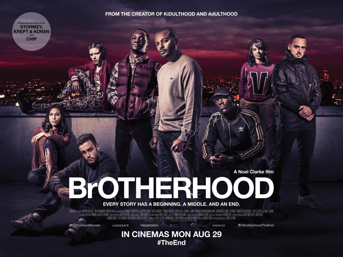 BrOTHERHOOD Take a First Look at the New Poster