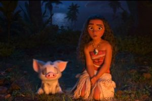 Teaser Trailer for Disney's Moana Released