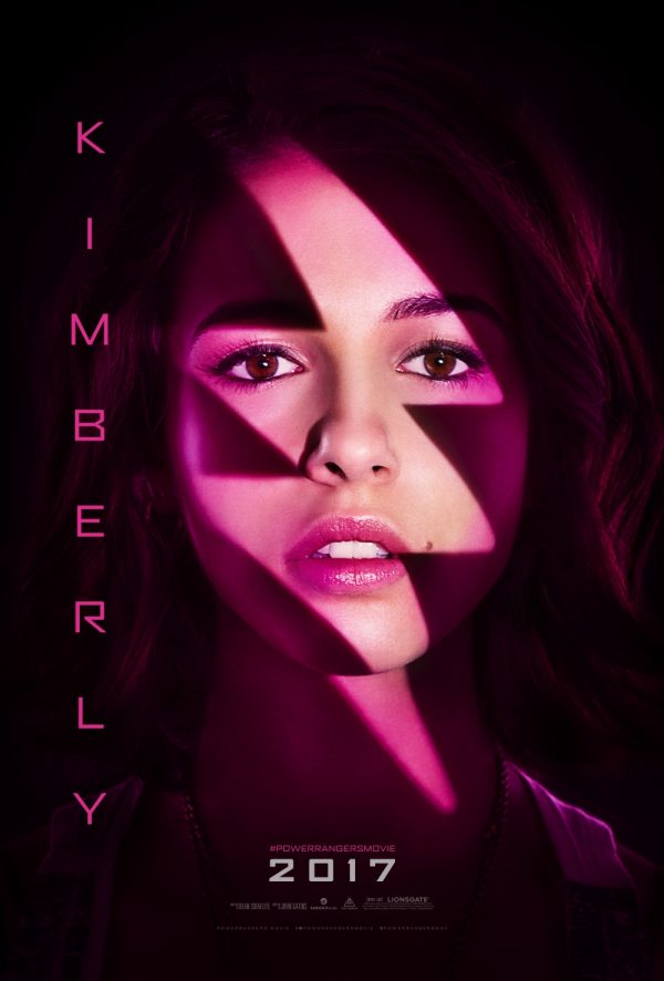 TEASER KIMBERLY Power Rangers