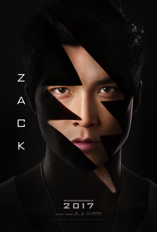 TEASER ZACK Power Rangers