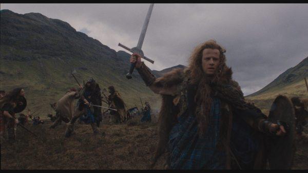 Highlander - Scotland 1536 Connor MacLeod (Christopher Lambert)