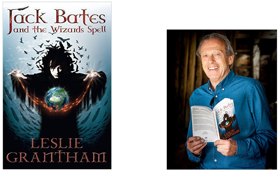 Leslie Grantham Casts a Spell in Compelling Fantasy Novel