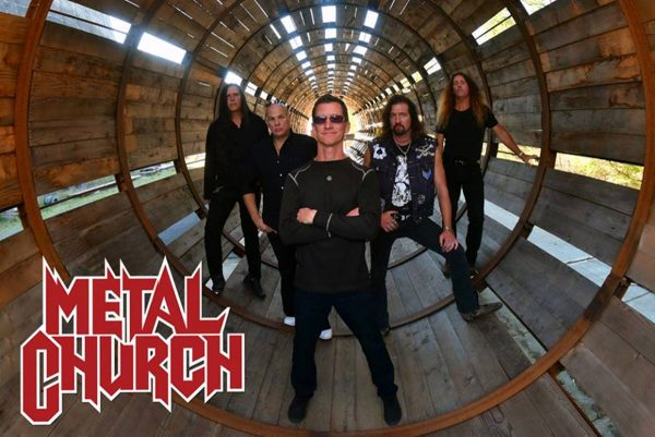 Metal Church to play HRH United 3