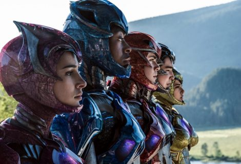 Power Rangers (2017) Blu-ray Review