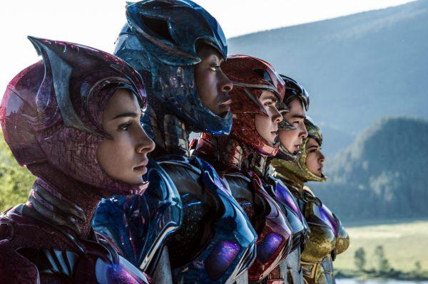Power Rangers Un-Masked