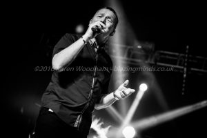 Coast 2 Coast – UB40 Packed Them into the Big Top